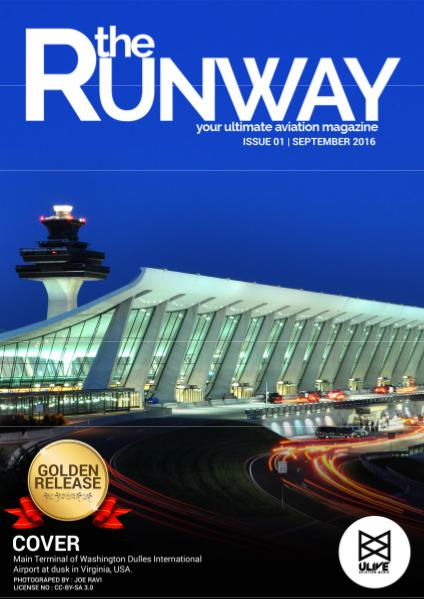 The Runway Magazine September 2016