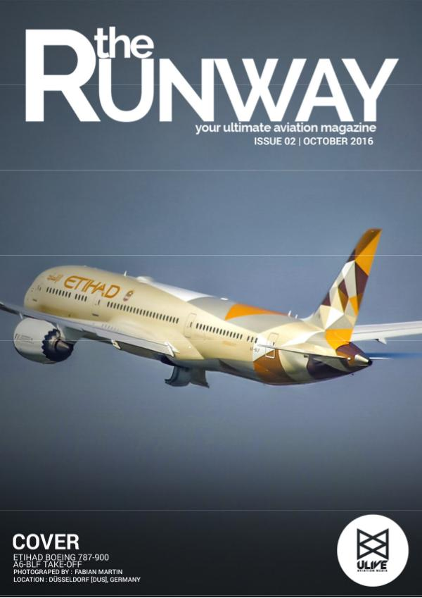 The Runway Magazine October 2016