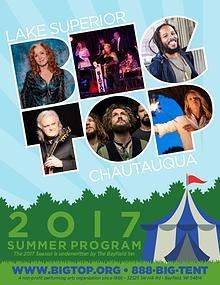 Season Program | Big Top Chautauqua