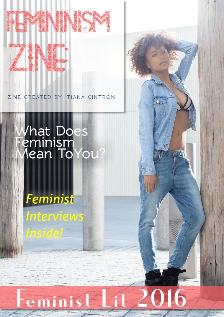 Feminist Zine ???