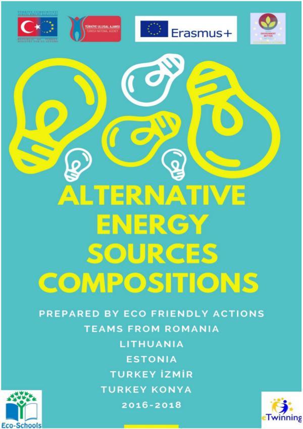 Eco Friendly Actions Alternative Energy Sources Compositions alternative energy sources ebook