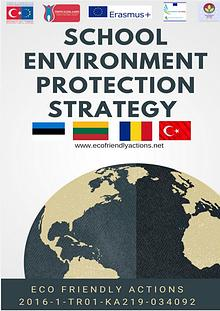 SCHOOL ENVIRONMENT PROTECTION STRATEGY