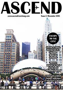 Ascend Travel Magazine