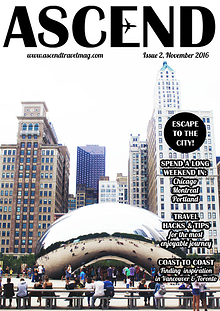 Ascend Travel Magazine