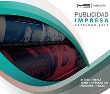 Catálogo de Publicidad Impresa