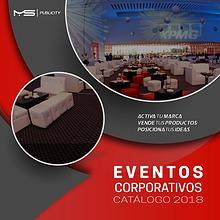 Catálogo de Eventos Corporativos