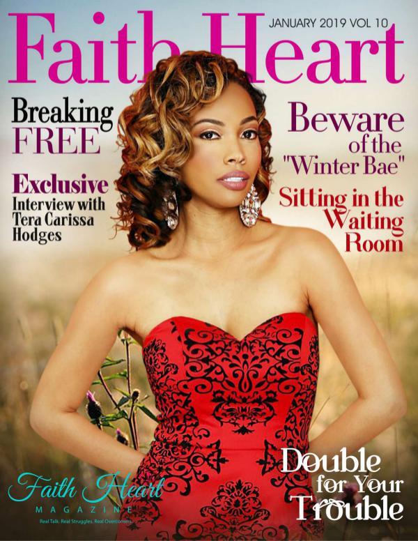 Faith Heart Magazine Tera Carissa Hodges