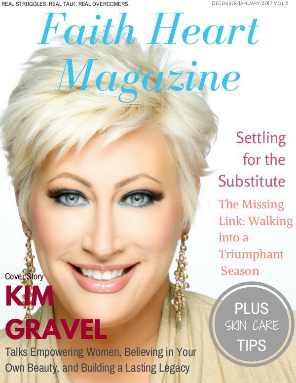 Faith Heart Magazine Vol 5