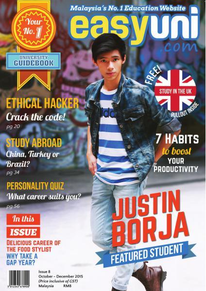 Easyuni Guidebook October 2015 - December 2015