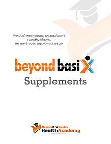 Beyond.  Health and Wellness Magazine