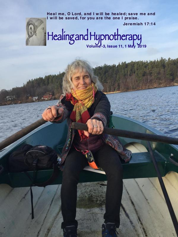 Healing and Hypnotherapy Volume 3, Issue 11, 1 May 2019