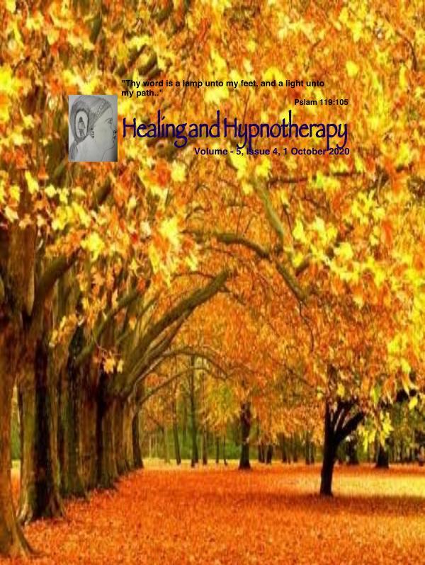 Volume 5, Issue -4, 1 October 2020