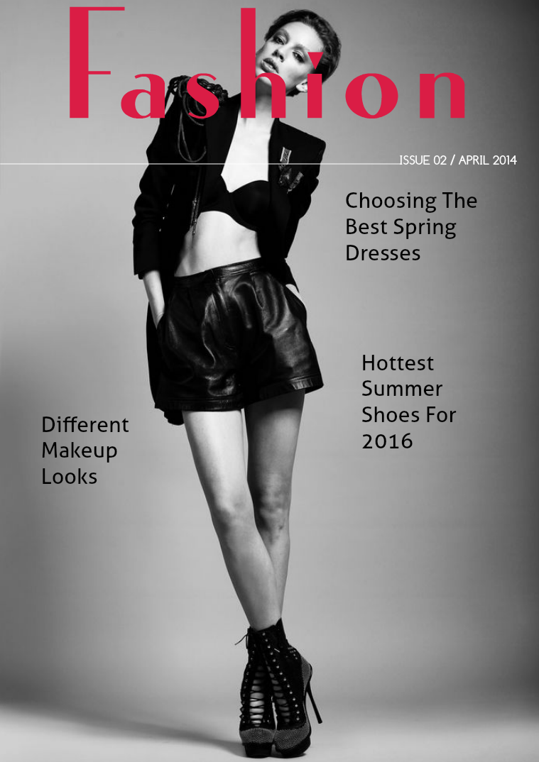 Fashion May,2016