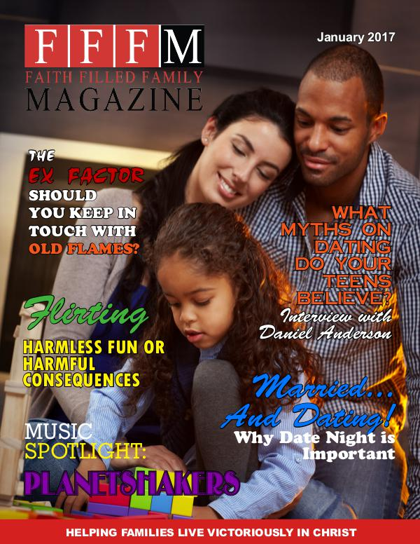Faith Filled Family Magazine January 2017