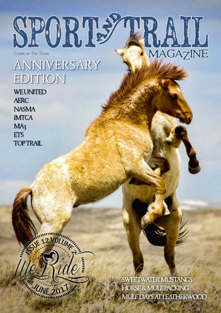 We Ride Sport and Trail Magazine June 2017