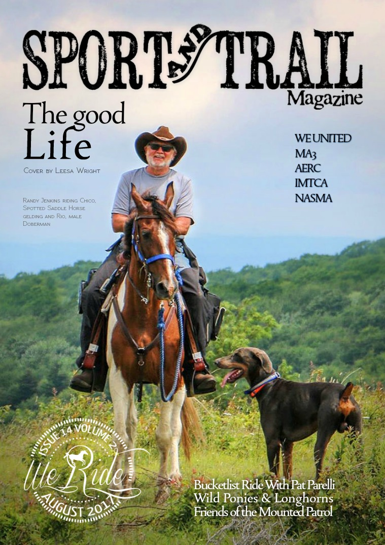 We Ride Sport and Trail Magazine August 2017