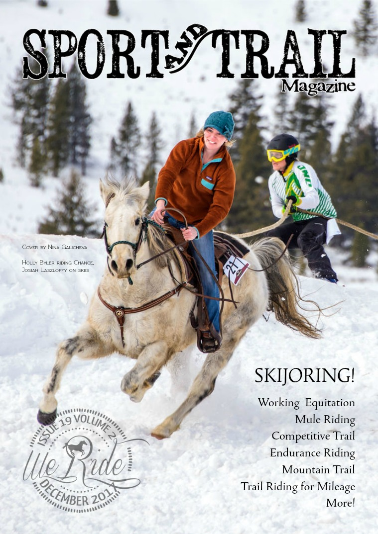 We Ride Sport and Trail Magazine December 2017