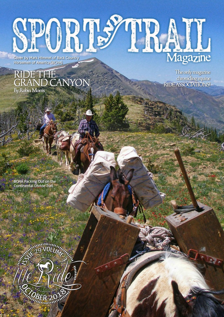 We Ride Sport and Trail Magazine October 2018