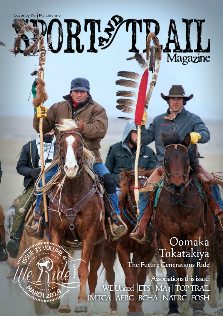 We Ride Sport and Trail Magazine March 2019