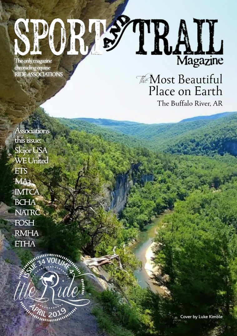 We Ride Sport and Trail Magazine April 2019