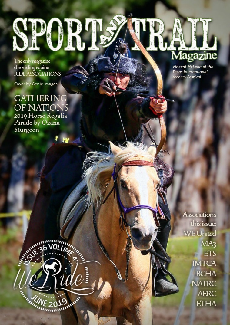 We Ride Sport and Trail Magazine June 2019