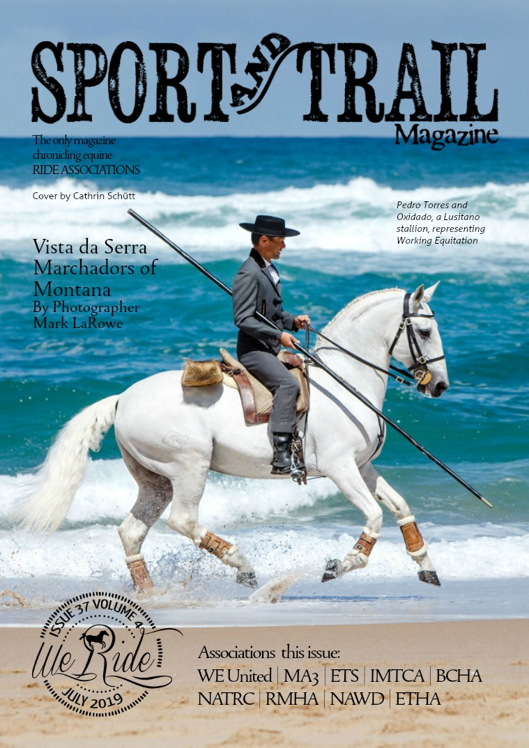 We Ride Sport and Trail Magazine July 2019