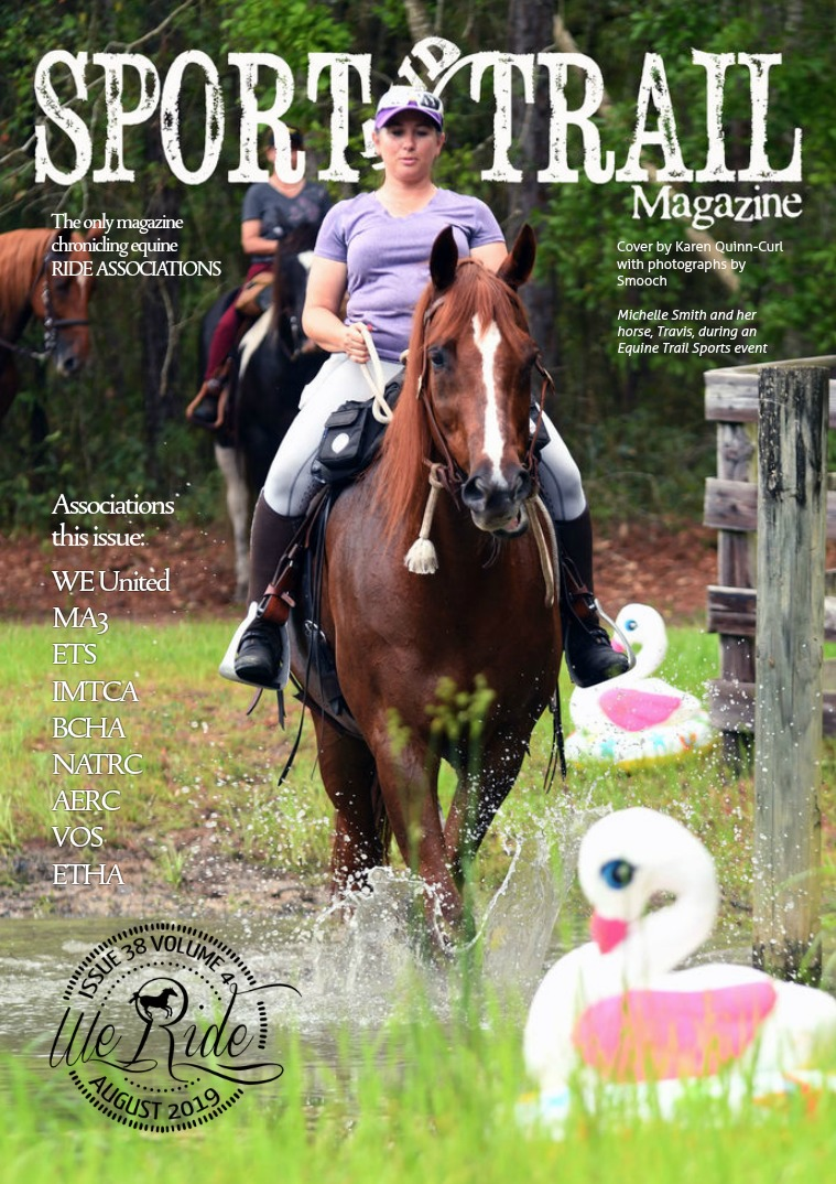 We Ride Sport and Trail Magazine August 2019