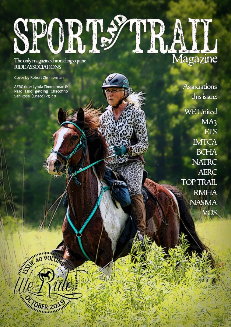 We Ride Sport and Trail Magazine October 2019