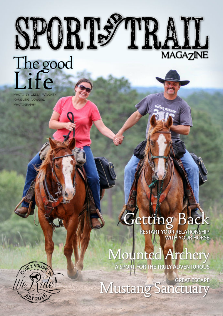 We Ride Sport and Trail Magazine July 2016