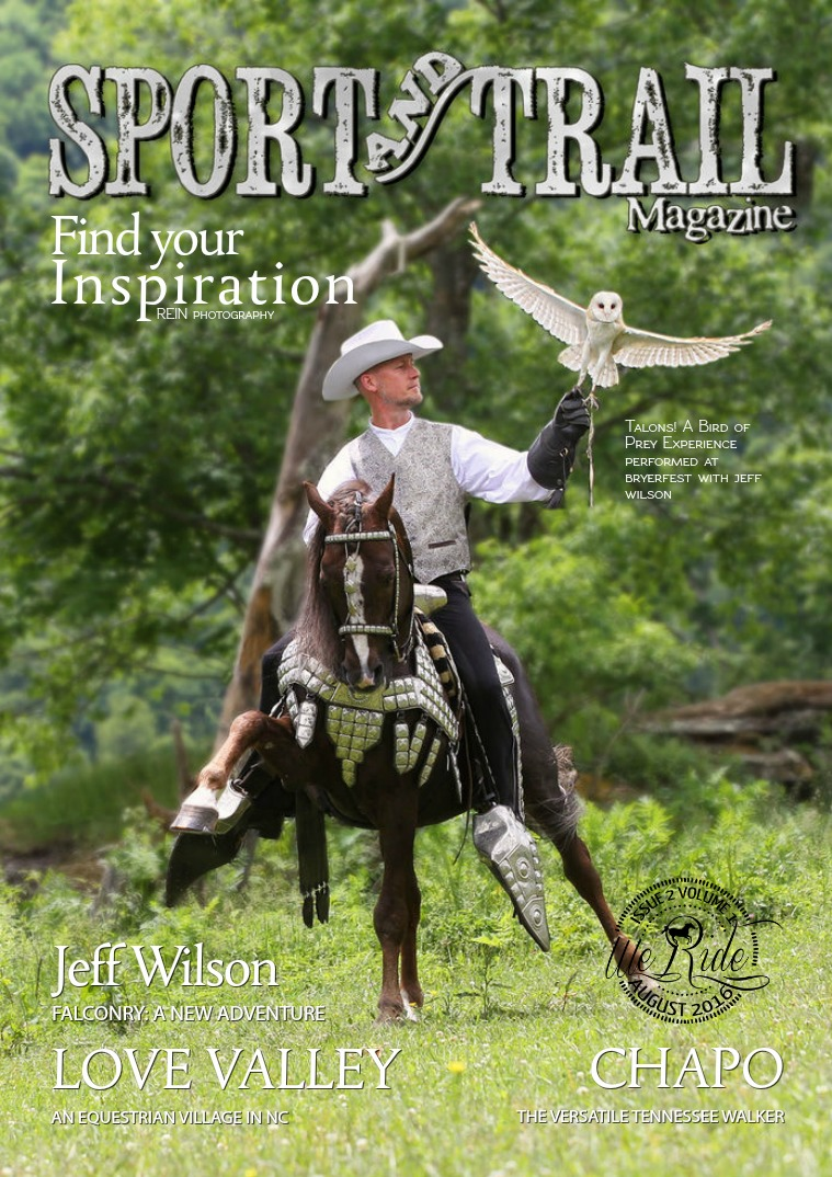 We Ride Sport and Trail Magazine August 2016