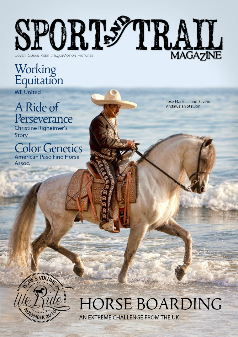 We Ride Sport and Trail Magazine November 2016