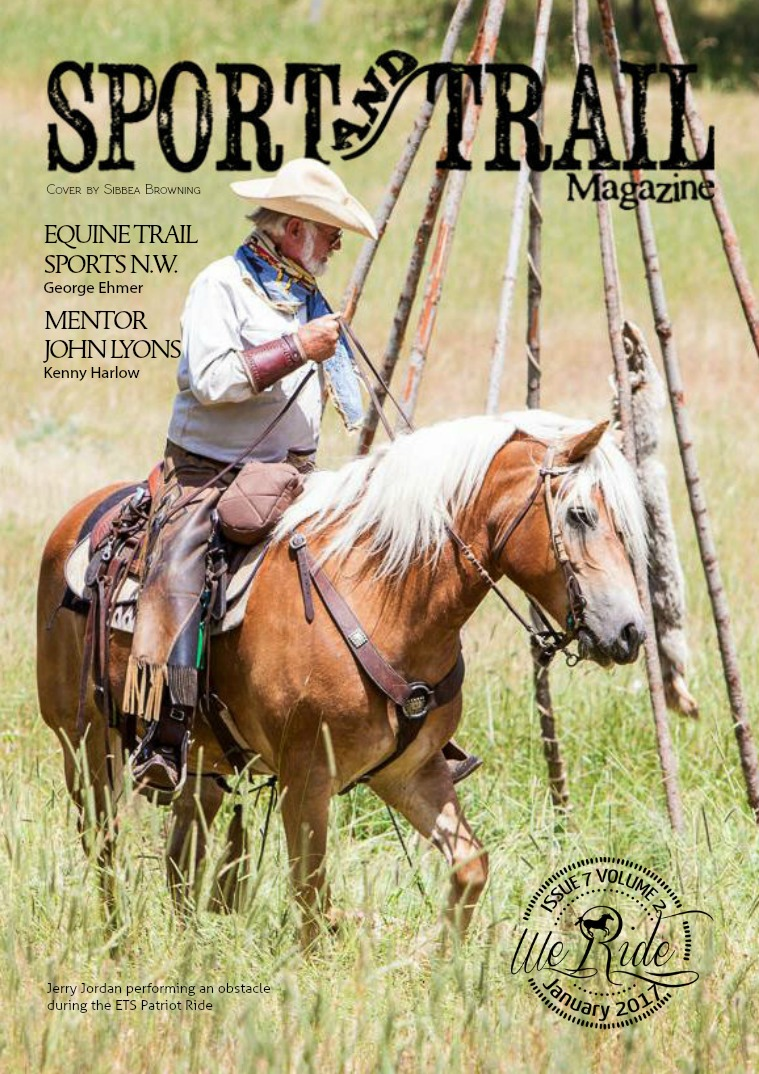 We Ride Sport and Trail Magazine January 2017
