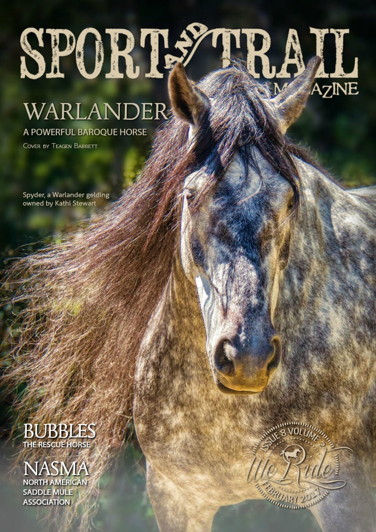 We Ride Sport and Trail Magazine February 2017