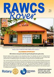 RAWCS Rover May 2017