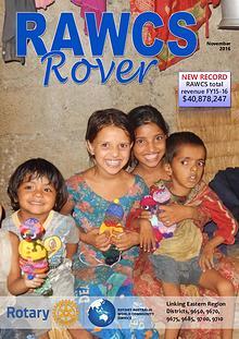 RAWCS Rover Nov 2016