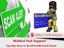 Nishkul Tech Support Scam Alert Service