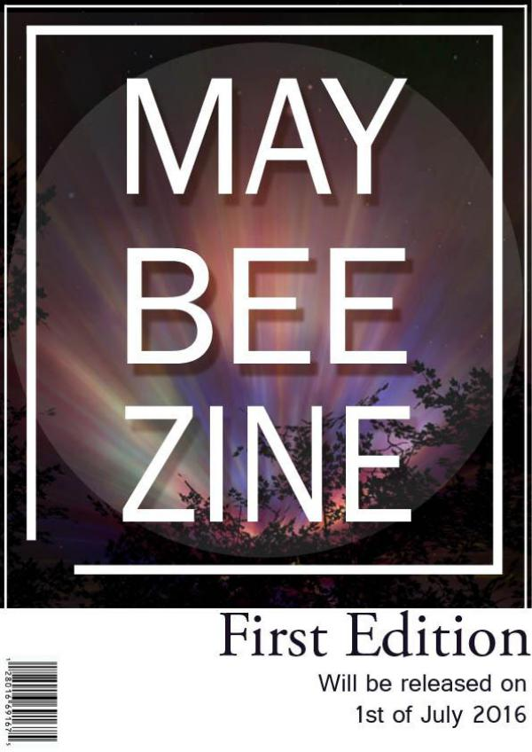 MAYBEEZINE First Edition