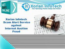 Xorian Infotech Scam Alert Service - Internet Auction Fraud