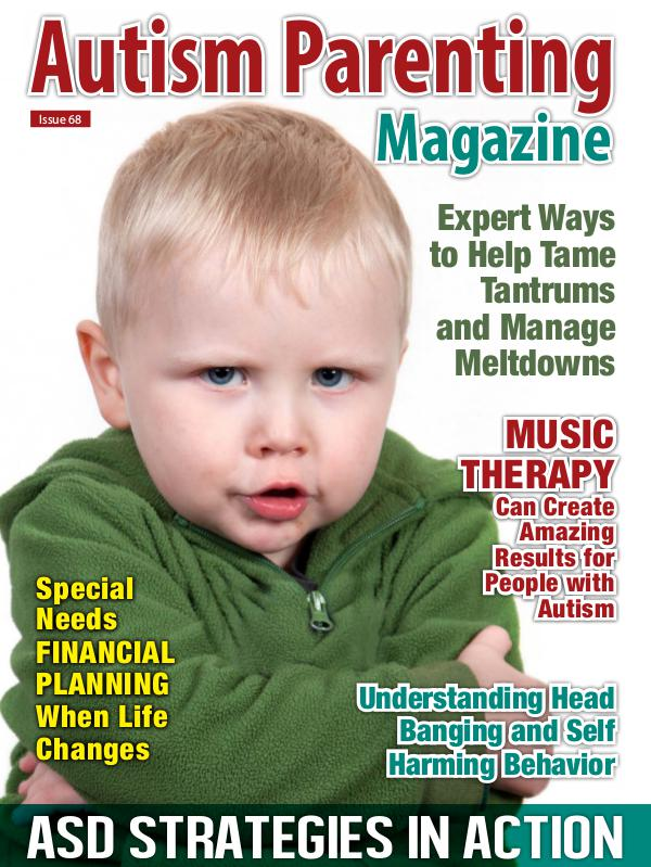 Autism Parenting Magazine Issue 68