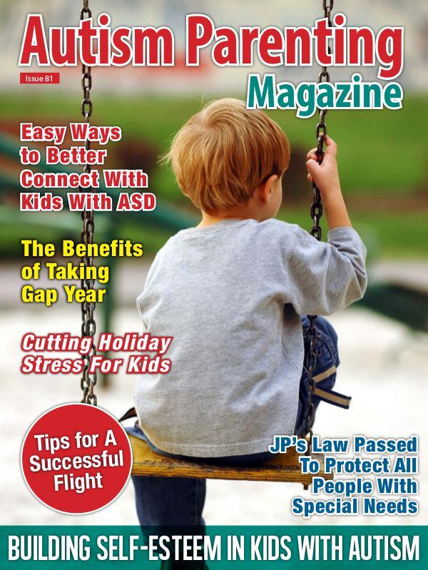 Autism Parenting Magazine Issue 81