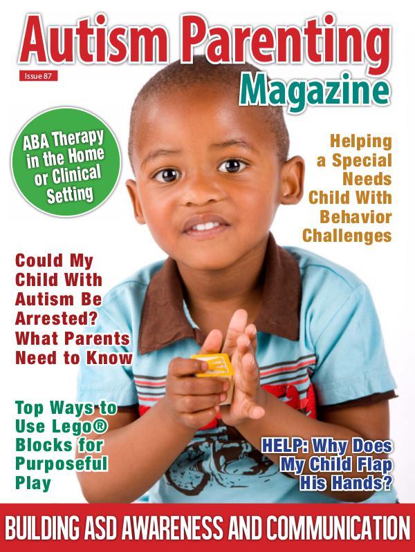 Autism Parenting Magazine Issue 87