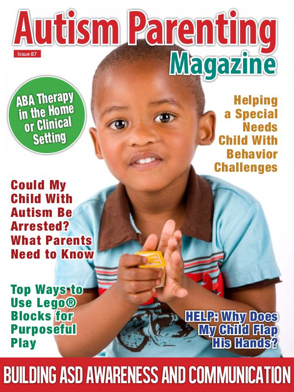 Autism Parenting Magazine Issue 87
