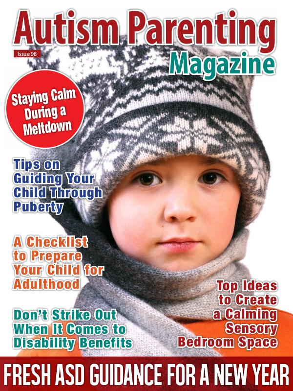 Autism Parenting Magazine Issue 98