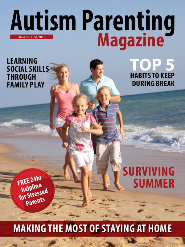 Autism Parenting Magazine Issue 8