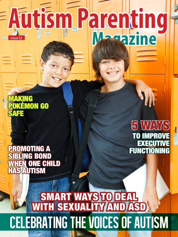 Autism Parenting Magazine Issue 52