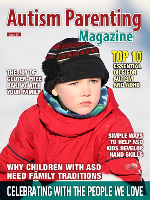 Autism Parenting Magazine Issue 55