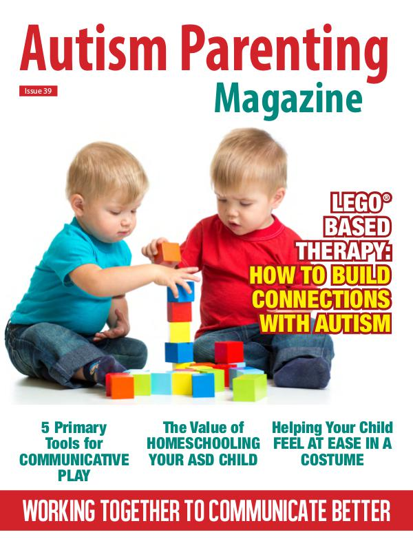 Autism Parenting Magazine Issue 39