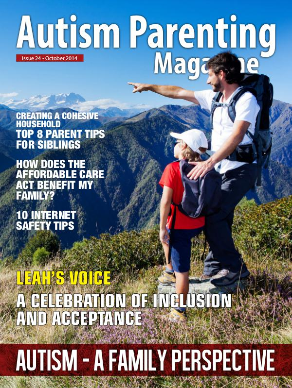 Autism Parenting Magazine Issue 24