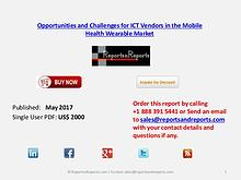 ICT Vendors in the Mobile Health Wearable Market