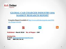Global Car Charger Market 2016-2020 Report